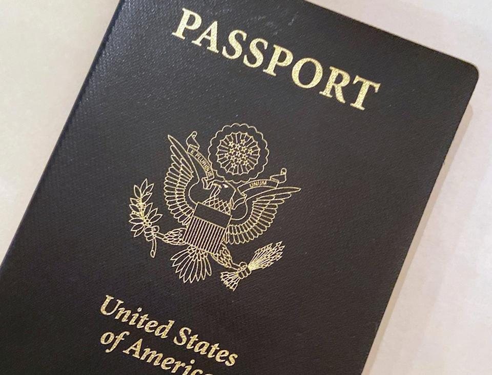 Virus Outbreak Passport Backlog (Copyright 2021 The Associated Press. All rights reserved.)