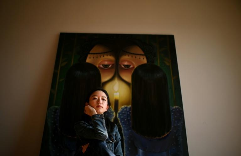 Artist Yang Na says she joined the CCP to use her artistic profile as a way to show the world what it is like to be a young person in China