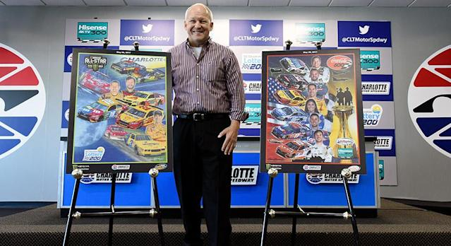 """DAYTONA BEACH, Fla. -- Sam Bass, whose images earned acclaim as the first officially licensed artist of NASCAR, died Saturday. He was 57. Denise Bass, his wife, confirmed the artist's passing. Bass had been battling kidney failure and was in search of a transplant. """"It is with a sad heart that our family shares the […]"""