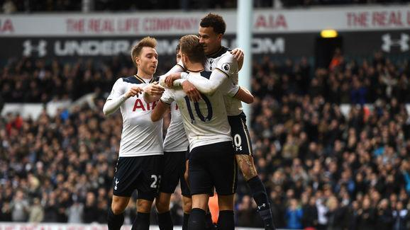 Tottenham Hotspur v Stoke City - Premier League
