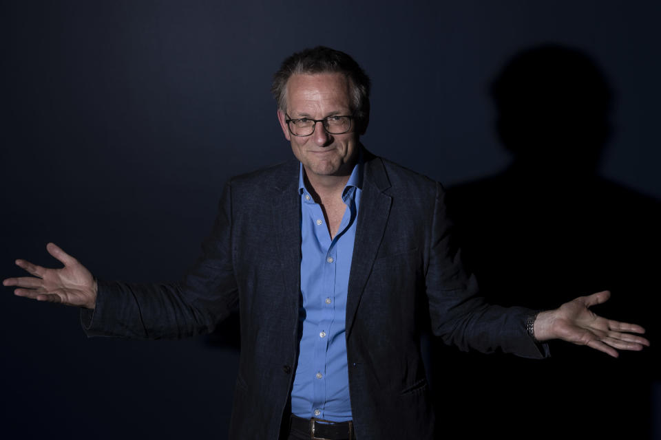 The show was fronted by Dr Michael Mosley, who spearheaded the 5:2 fast. (Getty Images)