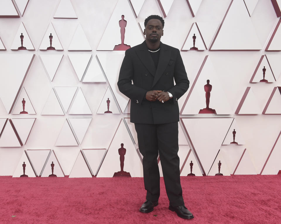 <p>Daniel Kaluuya. Foto: ABC via Getty Images</p>