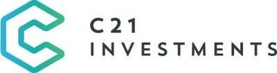 C21 Investments Logo (CNW Group/C21 Investments Inc.)