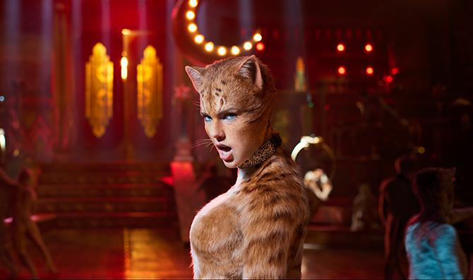 Taylor Swift en Cats ((c) 2019 Universal Pictures. All Rights Reserved.)