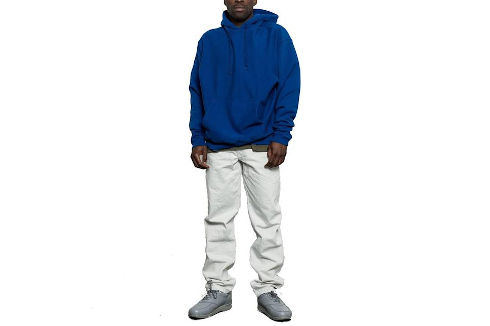 """$250, Paa. <a href=""""https://houseofpaa.com/collections/all/products/hooded-pullover-sweatshirt-sodalite"""" rel=""""nofollow noopener"""" target=""""_blank"""" data-ylk=""""slk:Get it now!"""" class=""""link rapid-noclick-resp"""">Get it now!</a>"""