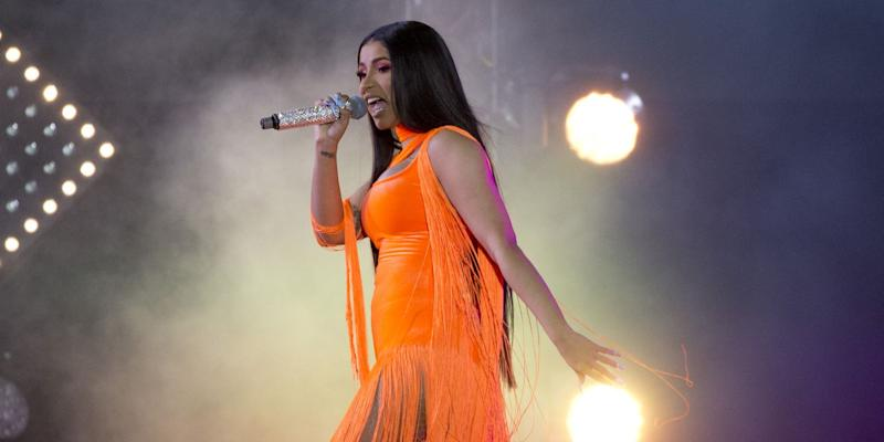 Cardi B show axed in security threat