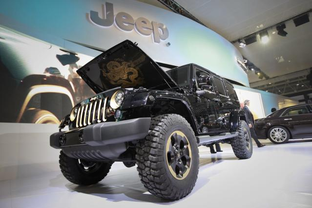 <p>No. 4: Jeep Wrangler<br>Value retained:<br>63.7 per cent after three years<br>51.1 per cent after five years<br>(Canadian Press) </p>