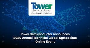 Tower Semiconductor's 2020 Online TGS Event