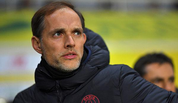 "Ligue 1: PSG-Legende: ""Tuchel schlechtester Trainer"""