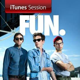 """fun. Makes History With Grammy Awards Triumph; Multiple Nods Confirm Trio as First Ever Rock Band to Receive Nominations in All Four Top Categories; """"iTUNES SESSION"""" Released Today on the iTunes Store; EP Features New Versions of fun. Favorites, Alongside Exclusive Van Morrison Cover; U.S. Trek Gets Underway January 23rd in St. Paul; Tour Highlights Include Sold Out Homecoming Show at New York's Famed Radio City Music Hall"""