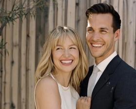 After confession about domestic abuse, Mellisa Benoist's husband tweets in support of #IStandWithMelissa