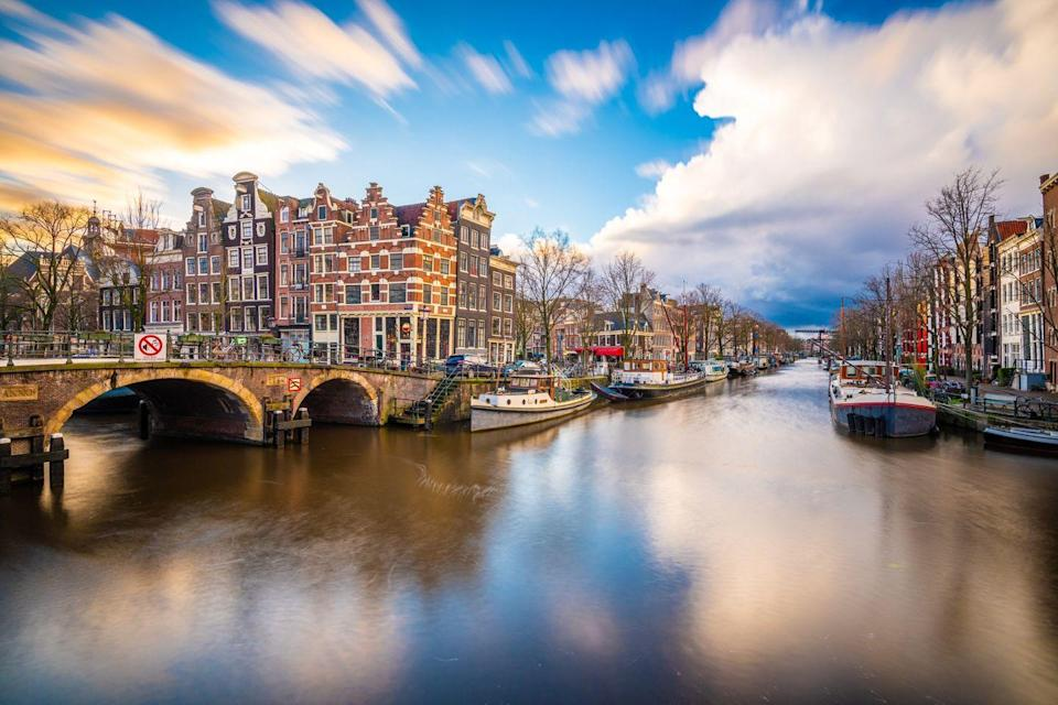 <p>With the Netherlands offering a wide array of things to do and explore (Tulip fields, The Hague and Amsterdam), it's an appealing destination for Brits. If art and learning about history is on the top of your list, visit Amsterdam with the Anne Frank House and Van Gogh Museum on your agenda. </p>