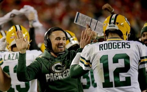 <span>This is Matt LaFleur's first season in charge of the Green Bay Packers</span> <span>Credit: AP </span>