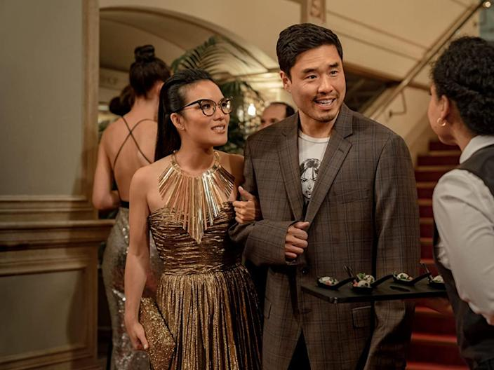 """Ali Wong and Randall Park costar in """"Always Be My Maybe."""""""