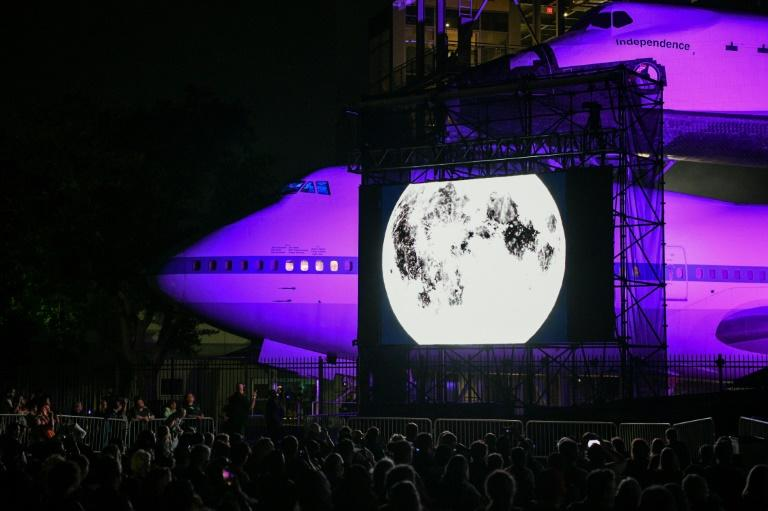 The era-defining Moon landing was watched by more than half a billion people around the world, and represented one of humanity's greatest achievements