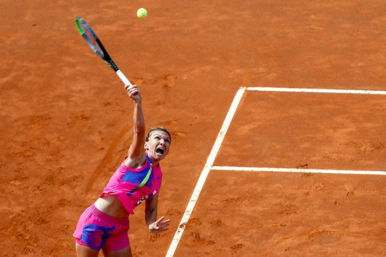 Simona Halep has twice finished runner-up in Rome