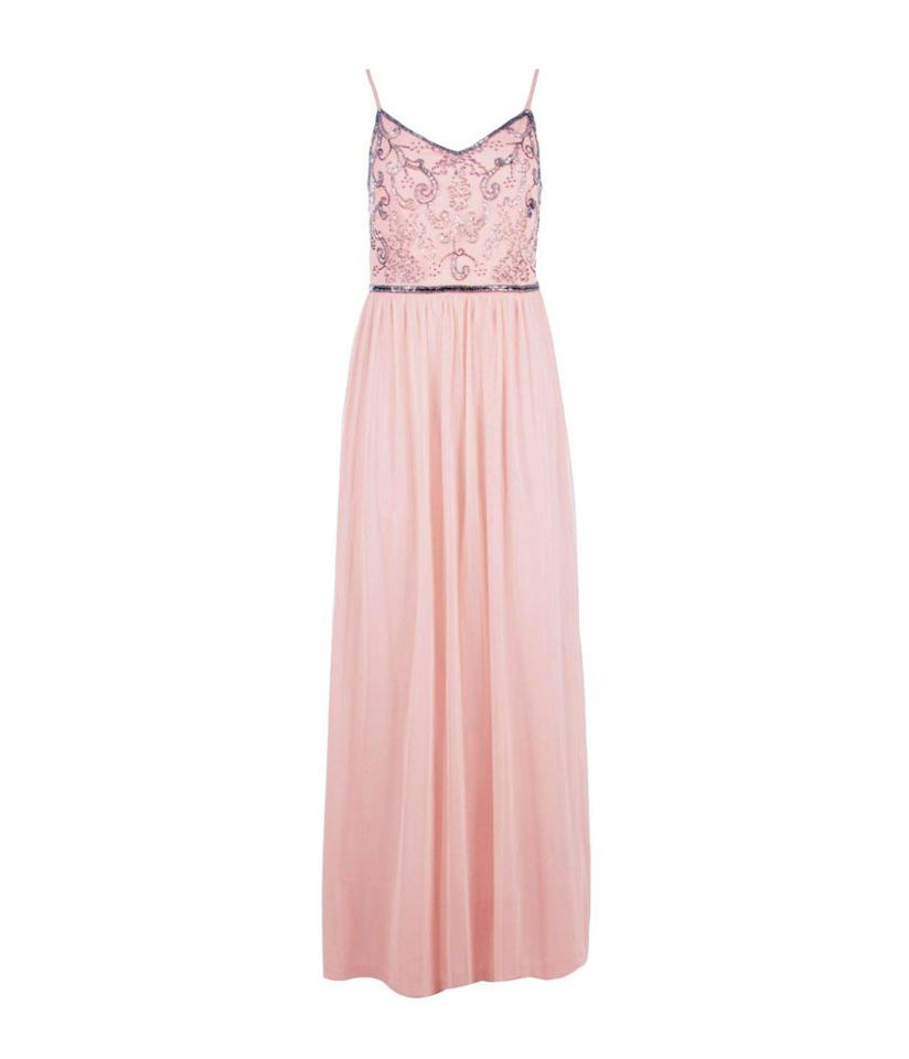 "<p>Embellished Prom Maxi Dress, $31, <a rel=""nofollow"" href=""http://us.boohoo.com/lisa-boutique-embellished-prom-maxi-dress/DZZ88554.html?color=295"">boohoo.com</a> </p>"