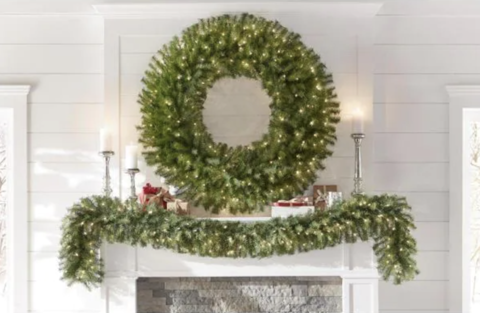 best outdoor christmas decorations home accents holiday wreath