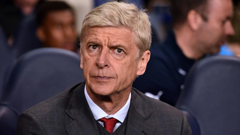 Wenger urges stronger Arsenal to embrace 'positive pressure'