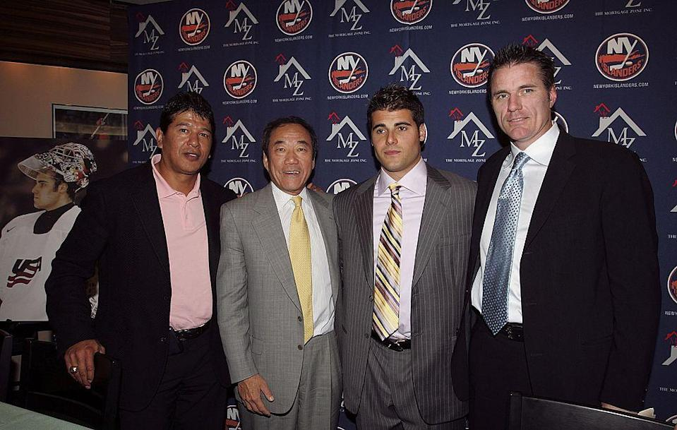 Rick DiPietro Signed To Long Term Contract