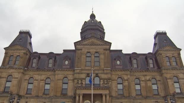 New Brunswick MLAs voted Wednesday to require Vestcor, the company that manages the province's public sector pensions, to appear before the public accounts committee soon. (CBC News - image credit)
