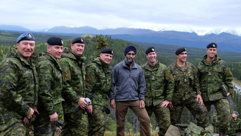 Sajjan expresses 'regret' for claiming to be architect of key battle against Taliban