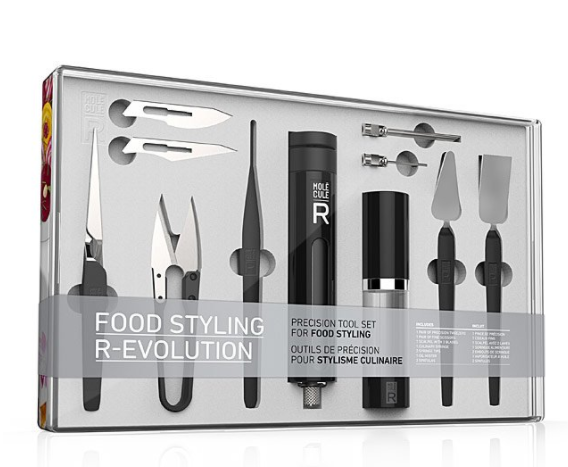 Food Styling Precision Tool Set (UncommonGoods)