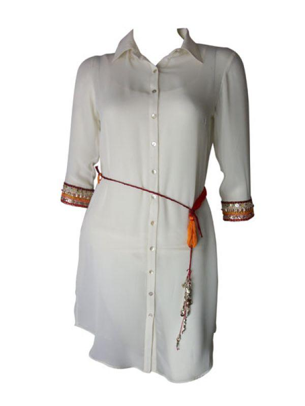 <p><strong>Image courtesy : iDiva.com</strong></p><p><strong>What</strong>: Shirt-style kurta<br /><strong>Why we like</strong>: This shirt-style white kurta is very trendy and has a little embellishment that makes it ethnic.<br /><strong>Price</strong>: Rs.2,299<br /><strong>Where to buy</strong>: AND outlets across the country</p><p><strong>Related Articles - </strong></p><p><a href='http://idiva.com/photogallery-style-beauty/5-hot-ethnic-wear-trends/16258' target='_blank'>5 Hot Ethnic Wear Trends</a></p><p><a href='http://idiva.com/news-style-beauty/lfw-winter-festive-2012-gothic-chic-on-day-one/14641' target='_blank'>LFW Winter Festive 2012: Gothic Chic on Day One</a></p>