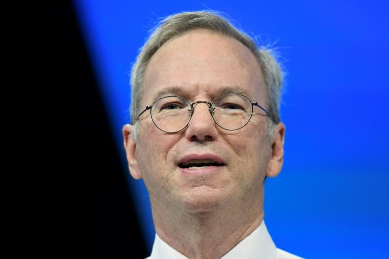 Eric Schmidt's stint as executive chairman of Google's parent company Alphabet is to end at a regularly-scheduled board meeting next monthMore