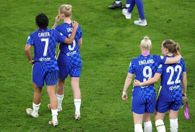 Chelsea players reflect on a sobering night in Gothenburg