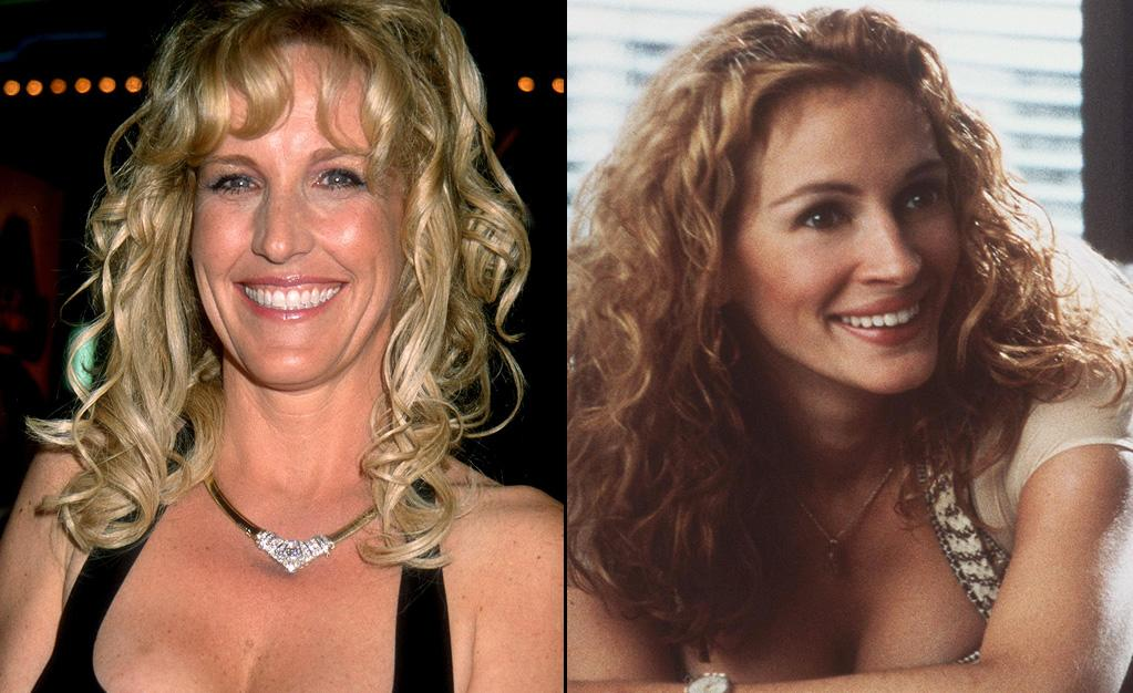 """ERIN BROCKOVICH -- Single Mom / Legal Researcher Extraordinaire  Played by: <a href=""""http://movies.yahoo.com/movie/contributor/1800019215"""">Julia Roberts</a> in <a href=""""http://movies.yahoo.com/movie/1800353541/info"""">Erin Brockovich</a> (2000)   The real Erin Brockovich actually appears in this movie. Watch for her early in the film as a diner waitress bearing the name tag """"Julia R."""""""