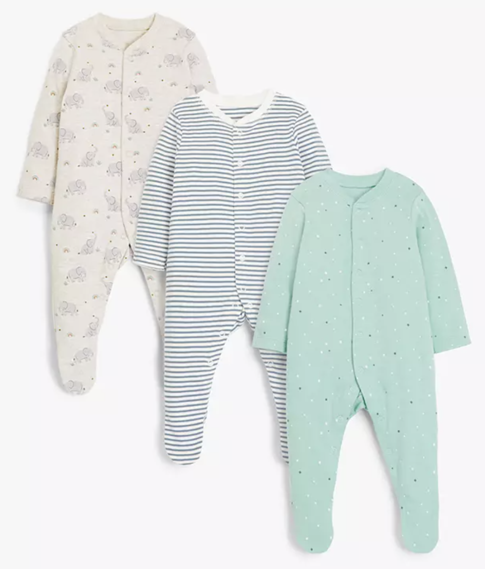 ANYDAY baby collection. Photo: John Lewis