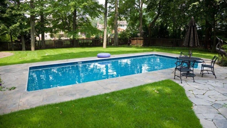 Think twice about dipping into savings for an in-ground pool.