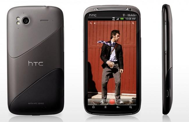 HTC Sensation 4G, a dual-core Android, hits T-Mobile June 15 for $199