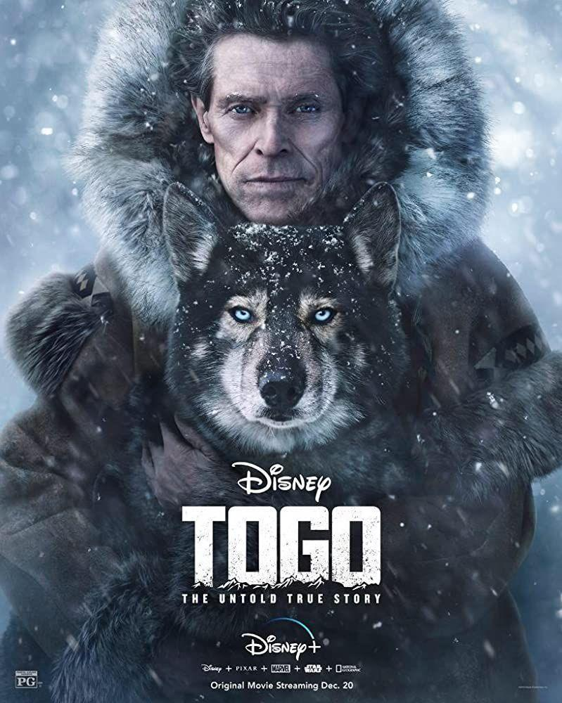 "<p>This Disney Plus original is based on the true story of a champion dog sled trainer and his lead dog.</p><p><a class=""link rapid-noclick-resp"" href=""https://go.redirectingat.com?id=74968X1596630&url=https%3A%2F%2Fwww.disneyplus.com%2Fmovies%2Ftogo%2F7jEeXqS5aEVr&sref=https%3A%2F%2Fwww.redbookmag.com%2Flife%2Fg35507332%2Fkids-movies-disney-plus%2F"" rel=""nofollow noopener"" target=""_blank"" data-ylk=""slk:STREAM NOW"">STREAM NOW</a></p>"