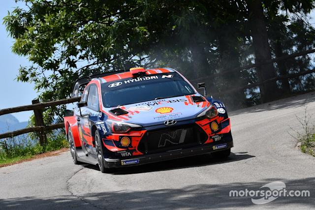 "Hyundai I20 Coupe WRC <span class=""copyright"">WithU Experiences </span>"