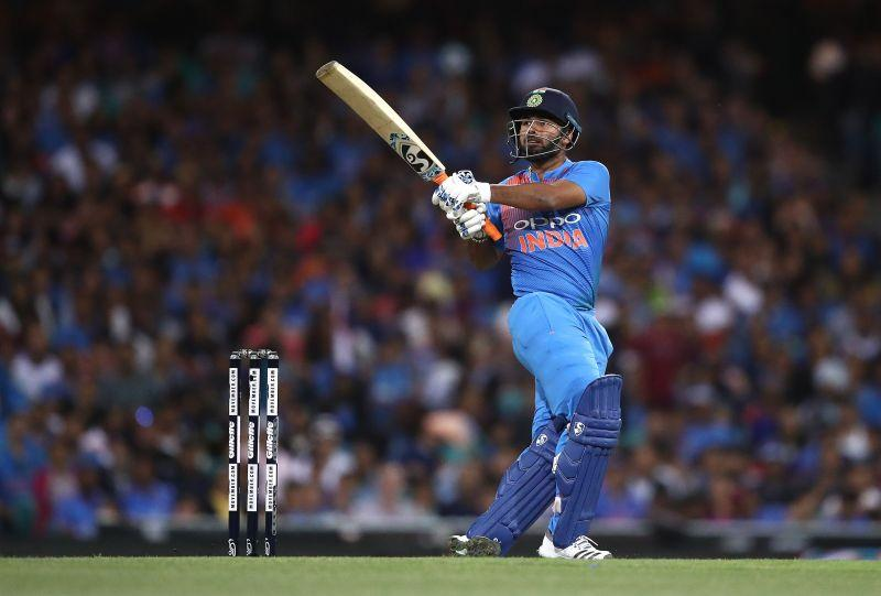 Rishabh Pant will need to step up and deliver as a finisher