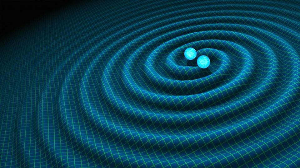 Gravitational Waves. NASA