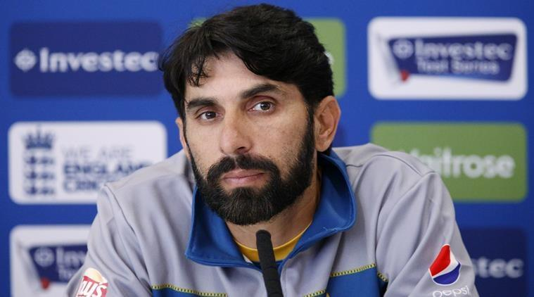 Misbah hits six consecutive sixes in Hong Kong T20 match