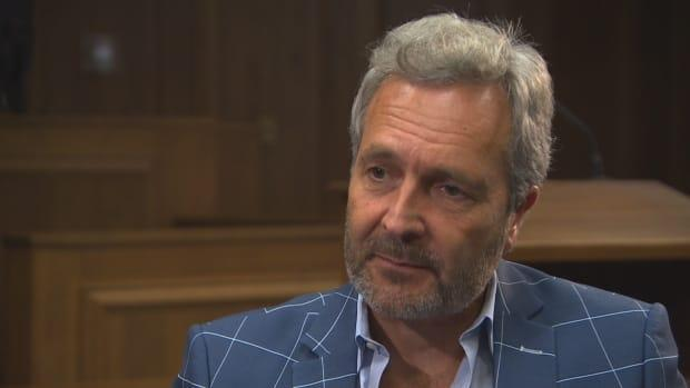 Manitoba Court of Queen's Bench Chief Justice Glenn Joyal says he was followed by a private investigator last week, which he believes was an attempt to catch him violating the province's COVID-19 regulations.  (Gary Solilak/CBC - image credit)