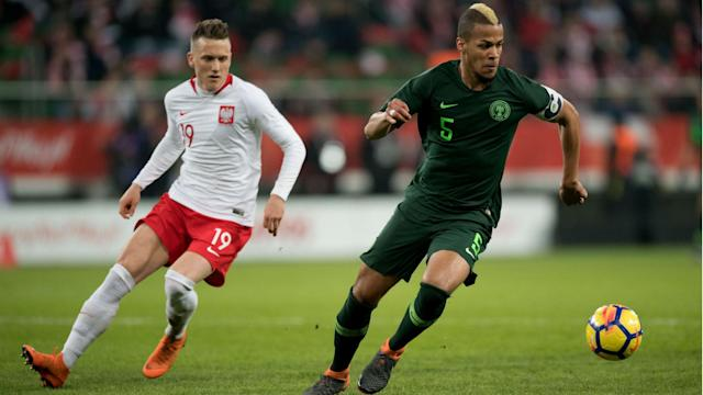The 24-year-old led the Super Eagles for the first time as they piped the Polish side in a tuneup game at the Municipal Stadium