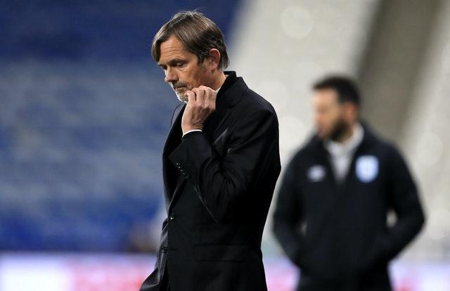 Dutchman Phillip Cocu was not able to turn things around after a poor start to the new campaign