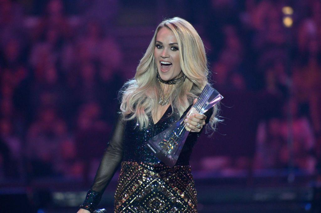 <p>Underwood won the fourth season and quickly became one of country music's most celebrated stars. Selling over 70 million albums globally, Underwood has also been inducted to the Hollywood Walk of Fame. She just won her fifth CMT Artists of the Year award in September 2019. </p>