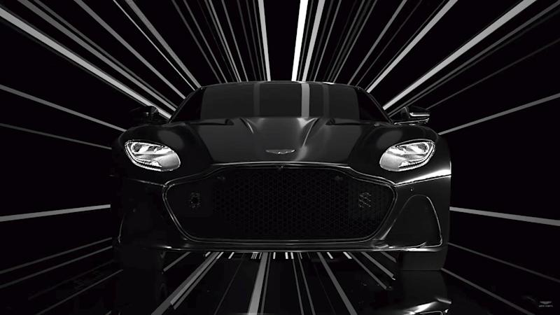 Aston Martin Dbs Superleggera Makes An Artistic Film Debut