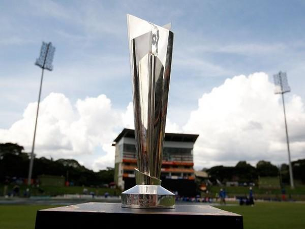 T20 World Cup trophy (Photo/ ICC Twitter)