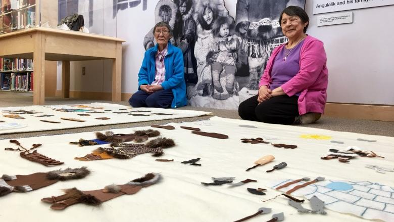 'We're trying to make it look like us': Kitikmeot Inuit history to go on display at Arctic research station