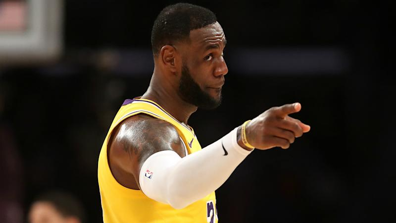 899c5e67c56 LeBron on helping Lakers recruit free agents  It apos s very critical to me  and