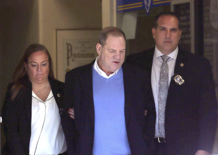 Former film producer Harvey Weinstein is sentenced to 23 years in prison. He was found guilty of rape in the third degree and criminal sexual assault in the first degree, but was acquitted on the two most serious charges of predatory sexual assault and rape in the first degree.
