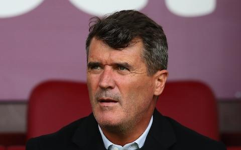 Roy Keane - Credit: Getty Images