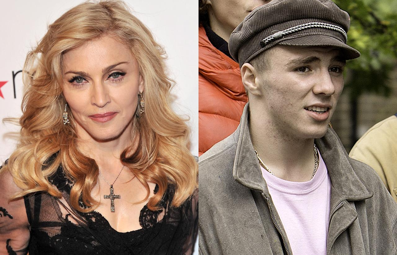 "<p>Bold is the person who takes on Madonna — and her and Guy Ritchie's son fits into the category. He decided that he wanted to live with his English director dad instead and just didn't come home after a visit. A <a rel=""nofollow"" href=""https://www.yahoo.com/news/guy-ritchie-wins-rocco-custody-battle-against-110410236.html"">settlement was reached in court,</a> and while the terms weren't made public, Rocco has been working on his British accent ever since. He does see his mom now and then, though, like when he accompanied her to Malawi — with several other siblings — last year. (Photos: Getty Images) </p>"